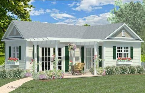 Image Result For Granny Pod Floor Plans Granny Pods Floor Plans Backyard Cottage Granny Pod