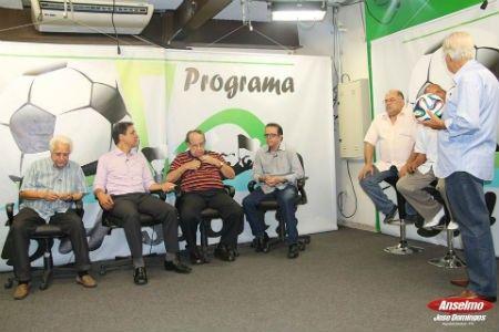 Jornalista Esportivo Flávio Carvalho.