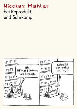 Thomas Bernhard by Mahler