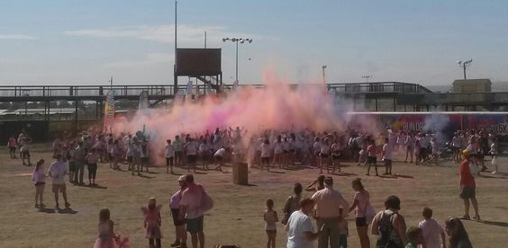 Tri-Cities Run or Dye 2014