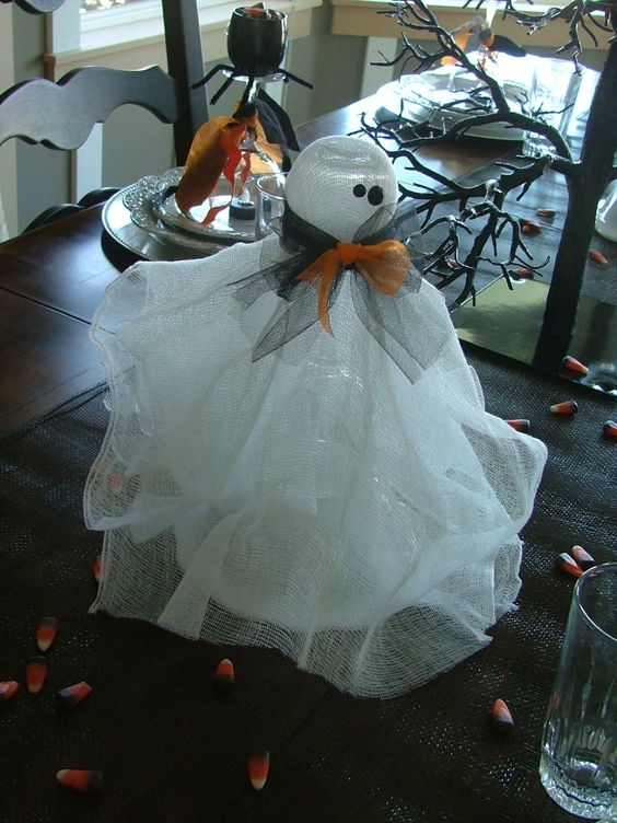 Prepared NOT Scared!: Halloween Ghosts That Only Take 5 MINUTES!