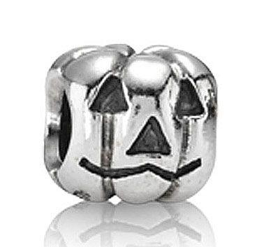 Charm plata calabaza de halloween Antes: 25€ Ahora: 18€ #outlet #pandora
