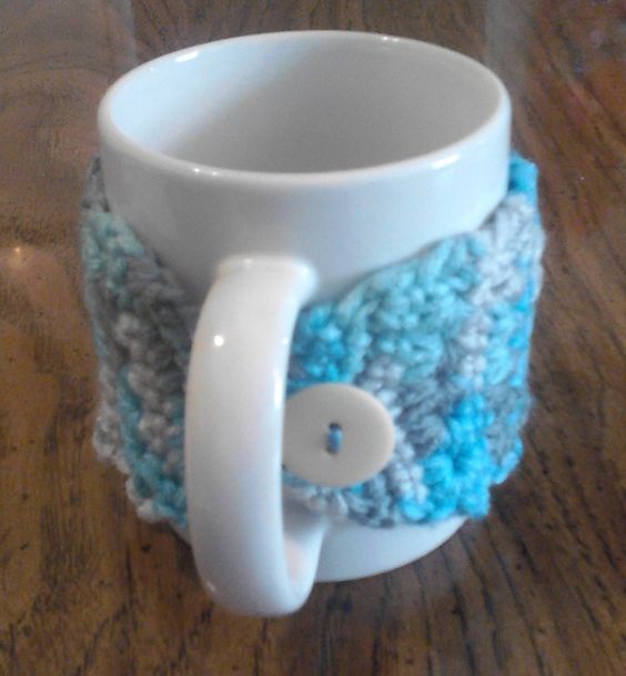 Ravelry: Coffee Cozy pattern by Price Crochet Creations