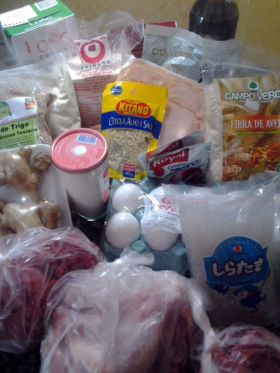 lista de compras para dieta dukan