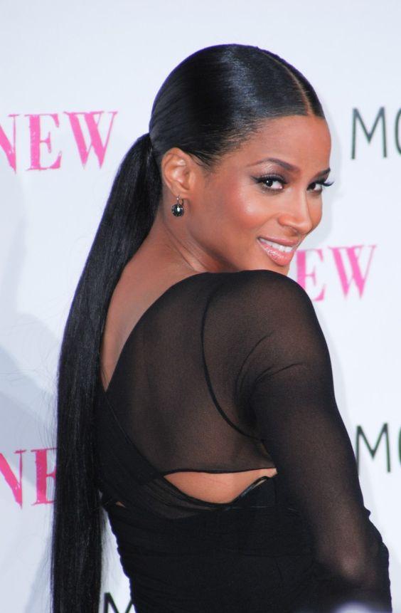 queue de cheval #ponytail #cheveux #hair #coiffure