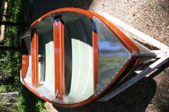 12' Crestliner Aluminum Boat (Fishing) 1952 Boats
