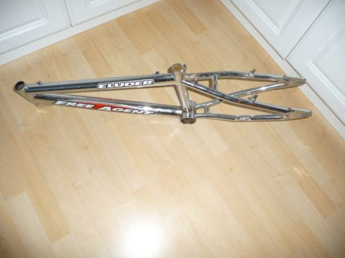 Vintage BMX Free Agent Old School Eluder Frame - http://sports.goshoppins.com/cycling-equipment/vintage-bmx-free-agent-old-school-eluder-frame/