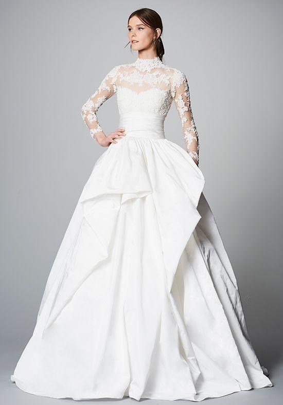 Decklyn 6661 Marchesa Wedding Dress Marchesa Bridal Bridal Dresses