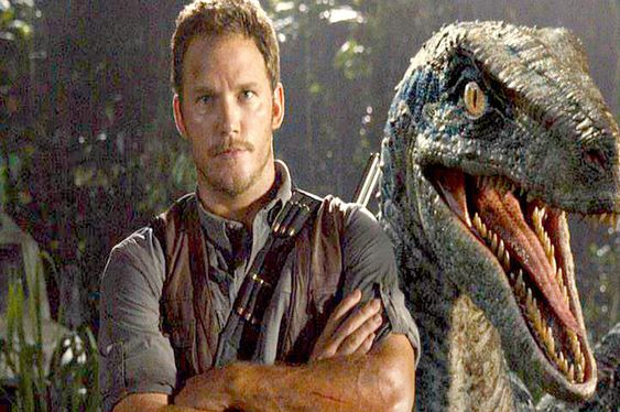 "For Everyone Who Fell In Love With The Raptor Squad From ""Jurassic World"" --- LOVE the raptors!!!!"