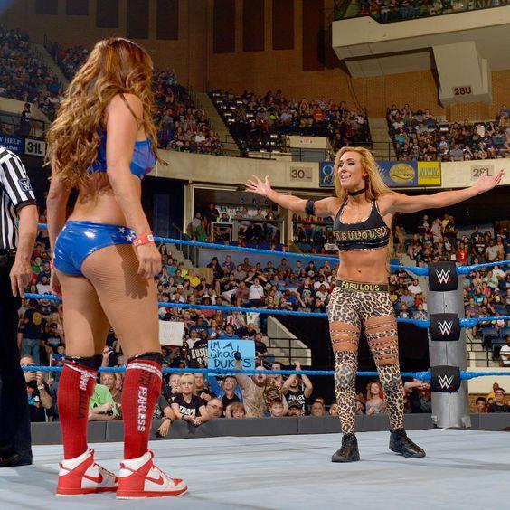 SmackDown Women's Championtitel Six-Pack Challenge: Fotos