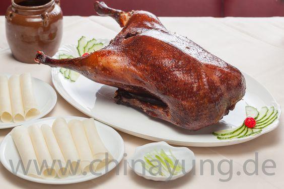 Peking Gans #peking #duck #goose #chinese #pan #cake