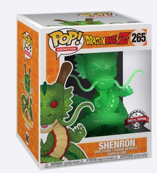 Shenron In 2021 Pop Figurine Funko Pop Funko Pop Figures