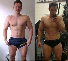 Impressive 10 Week Transformation - see how did it! http://muscletransform.com/impressive-10-week-transformation/