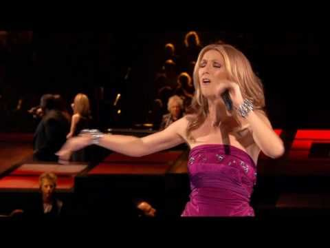 It's All Coming Back To Me Now, Because You Loved Me & To Love You More. From the Live In Boston Taking Chances World Tour DVD.