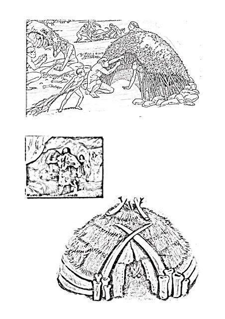 Los duendes y hadas de Ludi: Imágenes para trabajar la Prehistoria