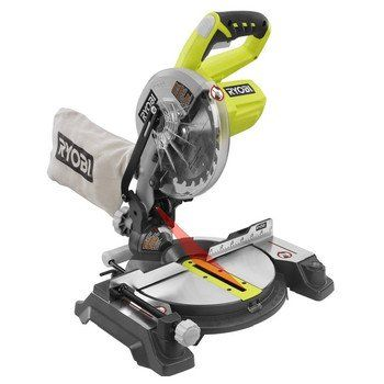 Factory-Reconditioned Ryobi ZRP551 ONE Plus 18V Cordless 7-1/4 in. Miter Saw with Laser (Bare Tool) Ryobi http://www.amazon.com/dp/B006JF5K5U/ref=cm_sw_r_pi_dp_DAWHub0MCFVZJ