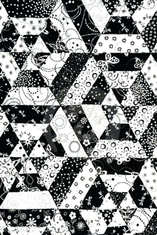 Black And White Quilting Fabric Australia Black Black Quilts