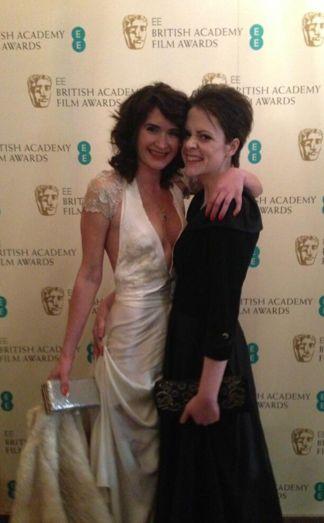#BAFTA nominee Nat Luurtsema