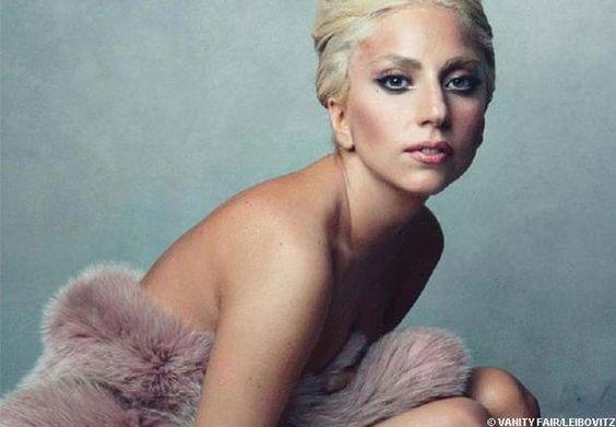 Lady Gaga, nue pour Vanity Fair