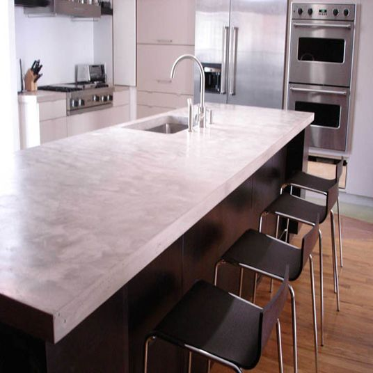 concrete countertop oso industries in brooklyn