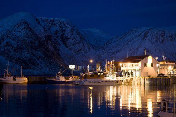 Honningsvåg, Norway