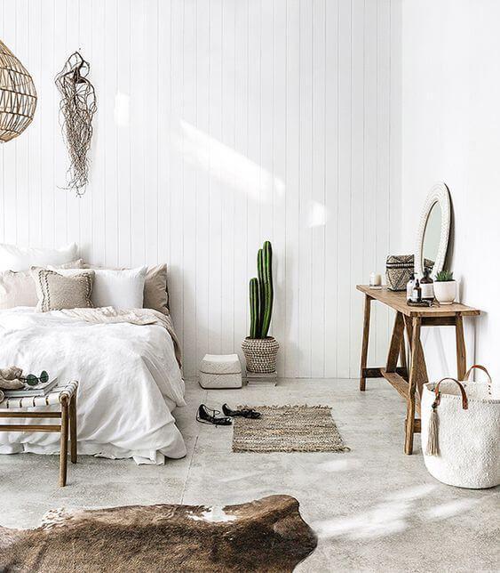Les tapis sont parfait sont réchauffer une chambre.