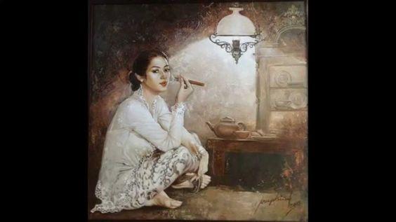 Josephine Linggar (1943) Indonésia