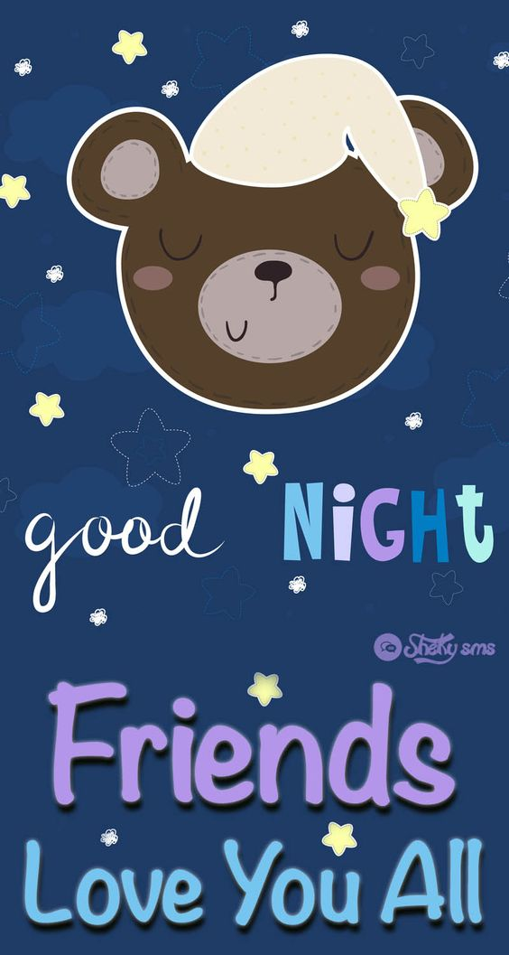 Check out the huge Collection of Good night SMS for Friends in Hindi. we have selected the best Hindi SMS for you.You can share these SMS