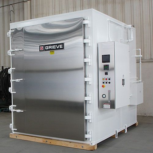 Pin By Dominick Saratore On Heat Treat Ovens Industrial Ovens Locker Storage Manufacturing