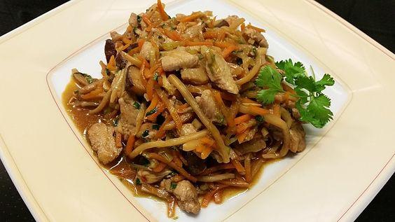 Low Carb Rezepte: Schnelle low carb Pfanne (Asia Style, glutenfrei, ideal am…
