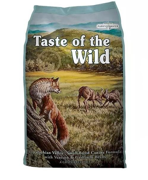 Taste Of The Wild Appalachian Valley Small Breed Dry Dog Food Is