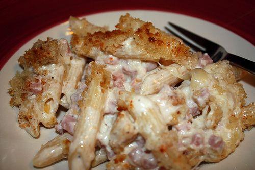 Firehouse Chicken Cordon Bleu Pasta
