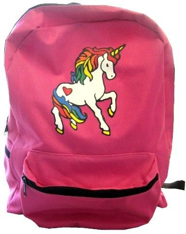 Unicorn Backpack by Hollywood Mirror