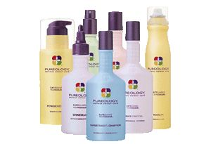 Pureology rocks! the best for colored hair but it keeps untreated hair super healthy!...Going to have to try these.