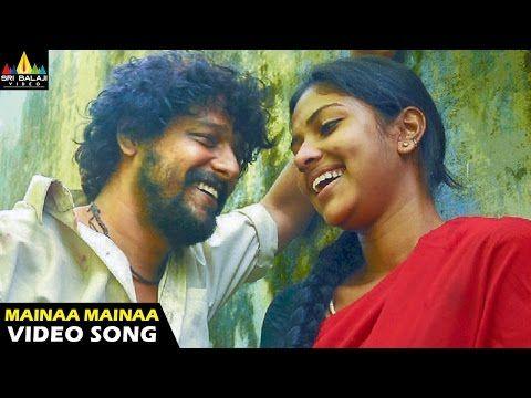 Prema Khaidi Songs Mainaa Mainaa Video Song Vidharth Amala Paul Sri Balaji Video Youtube In 2020 Songs Amala Paul Youtube