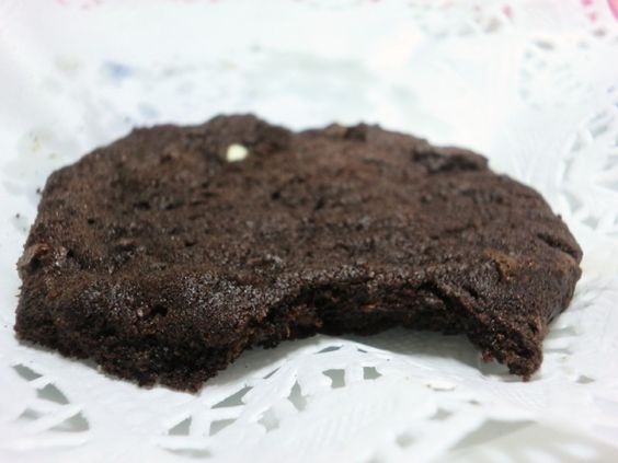 Vegan Double Chocolate Chunk Cookies (Reduced Fat & Whole Wheat)