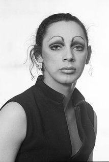 Holly Woodlawn. Puerto Rican actress, 26.10.1946, Juana Diaz - 6.12.2015, Los Angeles.