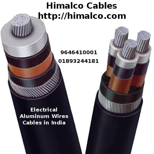 Himalco Cables Is A Electric Copper Wire Cables And Aluminum Wire Cables Manufacturer From India Product Range Include Single Two Three Wire Pvc Chain Link
