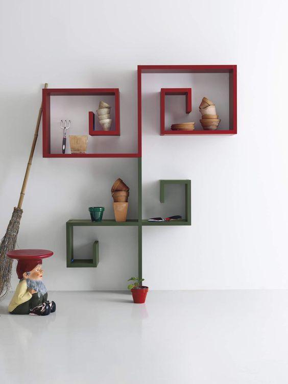 interior design shelves - Lagolinea shelf °°° #interiordesign for your kids #bedroom My ...