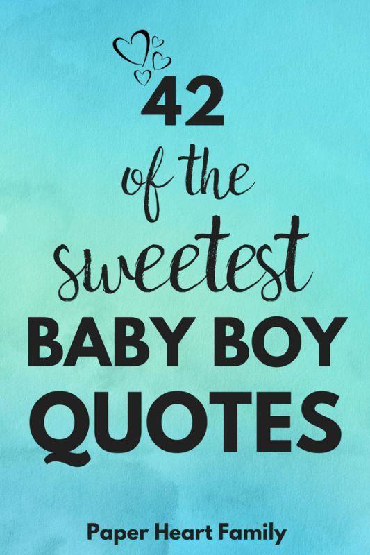 Baby Quotes - Baby Boy Quotes - Baby Girl Quotes - New Baby...