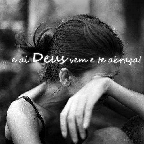 Abraço de Deus!: