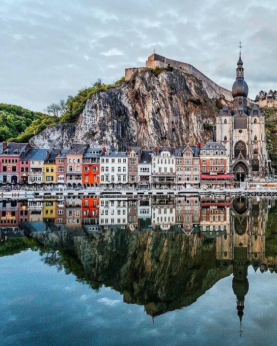 Travelshot Europe On Instagram Bring You To Dinant Belgium Photo By Thenaturalresource Tag Us Or Use In 2021 Dinant Belgium Travel Travel Abroad