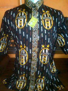 Batik Handmade Juventus