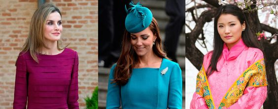 Foto: La Reina Letizia, la duquesa de Cambridge y Jetsun Pema