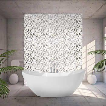 Free standing Oval Bathtub   bathtubs   Pinterest   Costco and Bathtubs. costco  Jono Komo 69 in  Free standing Oval Bathtub   bathtubs