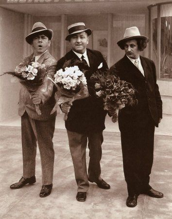 The Three Stooges-you just got to love them!