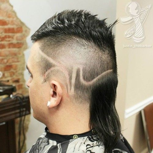 Mullet Haircuts Party In The Back Business In The Front Mullet Haircut Modern Mullet Haircut Teenage Guy Haircuts
