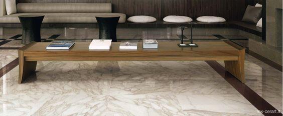 I BIANCHI DI REX - Ceramic tiles, white marble in large sizes: I Bianchi di Rex #marble #tile #tiles #piastrelle #effettomarmo #marmo #bianchi #bianco #white #pavimento #rivestimento #parete