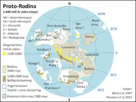 From Rodinia to Pangaea: ophiolites from NW Iberia as witness for ...