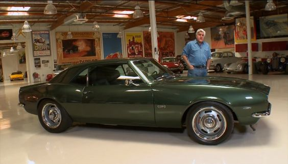 Jay Leno's Garage: Tim Allen's 1968 Camaro 427 COPO